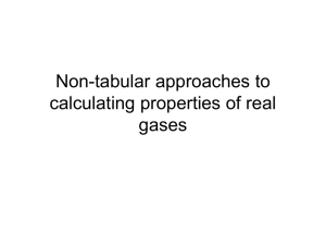 Calculating properties of non