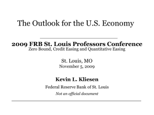 Power Point ( 3.0M ) - St. Louis Fed