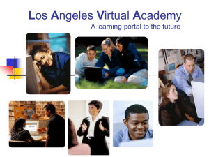 Los Angles Virtual Academy
