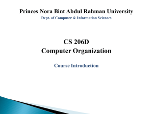 introduction lecture1