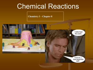 Chp 8 chem reactions Engels