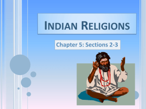 Indian Religions - NMS