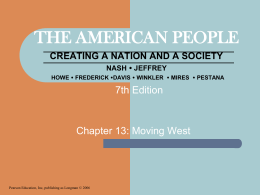 the american people creating a nation and a society nash jeffrey
