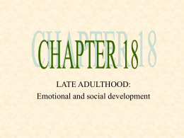 Chapter 18 PowerPoint
