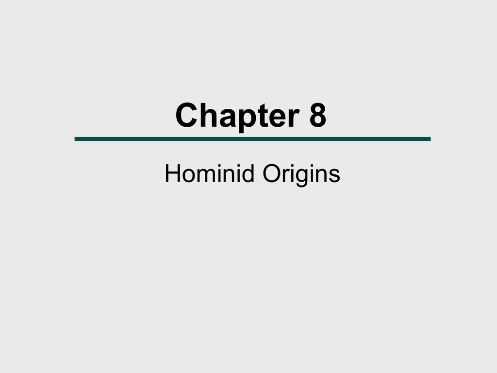 Potassium argon dating hominids meaning