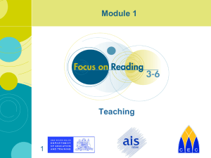 Module 1 The - FoR3