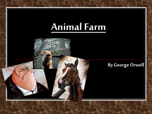 Animal Farm - Goga