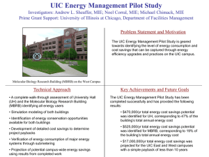 ESG Quad Sheets-June.. - University of Illinois at Chicago