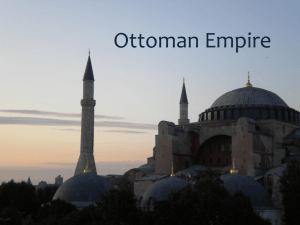 Teach Ottoman Empire Unit - Loudoun County Public Schools