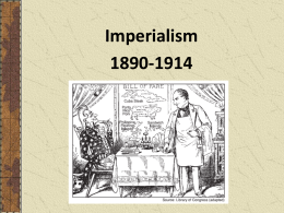 New Imperialism Power point