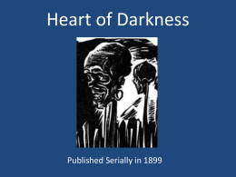 Heart of Darkness Quotes