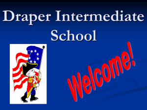 Draper Intermediate School - Wylie Independent School District