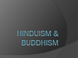 Buddhism Hinduism