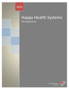 Happy Health Systems