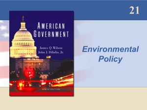 21 Environmental Policy - Greenwich Public Schools