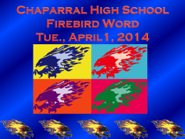 Firebird Word