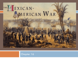 Chapter 16 notes Powerpoint