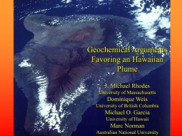 Magmatic Evolution of Mauna Loa Volcano: Implications for a