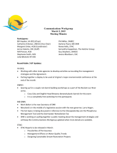 03 05 2015 comm workgroup minutes