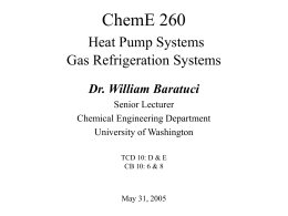ChemE 260 - LearnThermo.com