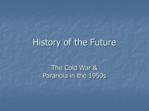 History of the Future