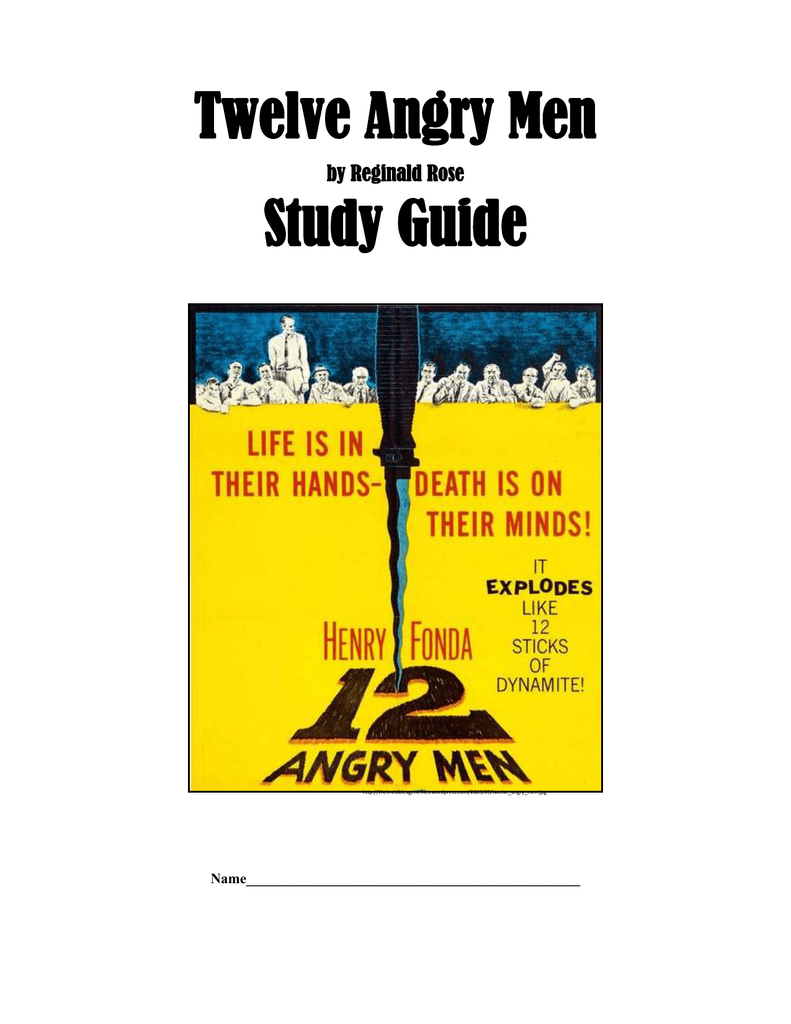 twelve angry men english mrskim
