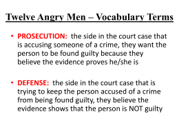 12 angry men conclusion essay