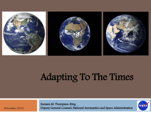 Thompson-King-Adapting To The Times