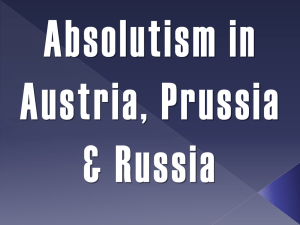 absolutism - Cloudfront.net