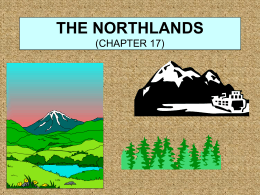 THE NORTHLANDS