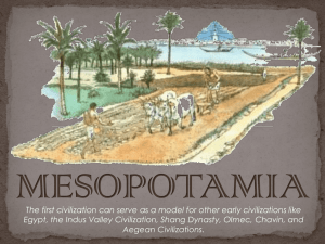 mesopotamia - Hackettstown School District