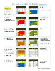 Calendar - mb105.k12.sd.us