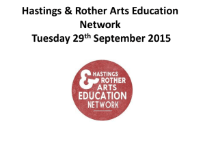File - Hastings and Rother Arts Education Network