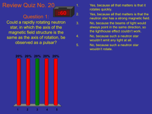 Review Quiz No. 20