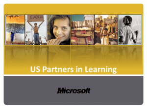 Microsoft - Creating Artists of Learning