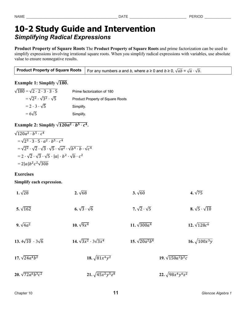 169 186 cc a rspc1 c12 662330 indd rh studylib net 10-2 study guide and intervention 10-2 study guide and intervention parabolas answers