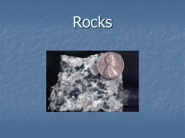 Intrusive Rocks