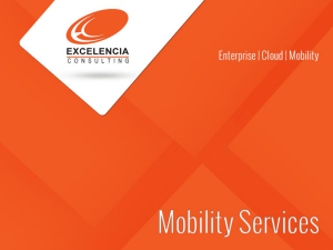 Know more - Excelencia Consulting