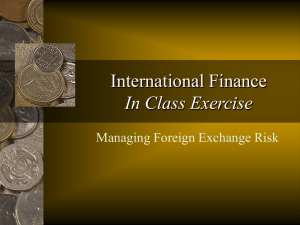 Daniels and VanHoose International Monetary and Financial