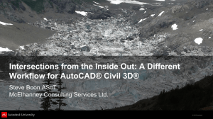 Intersections from the Inside Out: A Different Workflow for AutoCAD