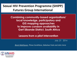 Powerpoint - AIDS 2014 - Programme-at-a