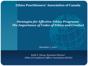 - EPAC - Ethics Practitioners' Association of Canada