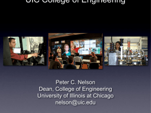 COE-facts - University of Illinois at Chicago