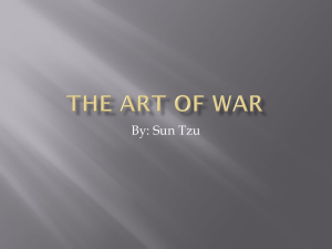 The Art of War - Cloudfront.net