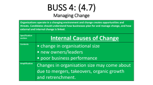 Changes-in-organisational