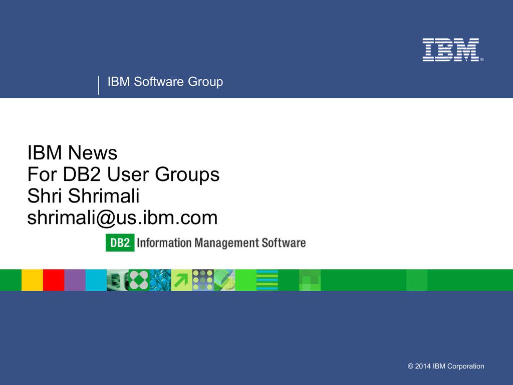 20140905 IBM News