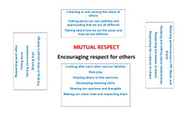 St Martin's CE Primary Values