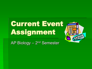 Current Event Assignment_JJ