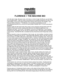 Florence + The Machine Bio