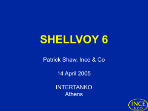 Shellvoy 6 - Intertanko